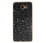 Digital-Entwurf tpu + imd weichen Fall für Samsung-Galaxie a9 / A9000