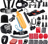Gopro AccessoriesFront Mounting / Monopod / Buoy / Adhesive Mounts / Straps / Hand Grips/Finger Grooves / Clip / Mount/Holder / Accessory