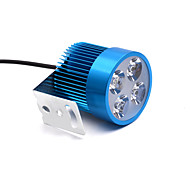 "20W LED Diffused Lighting Headlight for 12V-85V Motorcycle Automobile"" L"" Shape Holder"
