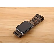 2016 Newest Special Design Luxury Wooden Strap Band For Apple Watch 42mm Only