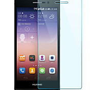 Explosion Proof Premium Tempered Glass Film Screen Protective Guard 0.3 mm Toughened Membrane Arc For Huawei P7
