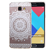Hollow Flower New Soft TPU Back Case Cover For Samsung Galaxy A3 (2016) A310 A310F/A5(2016) A510 A510F-5