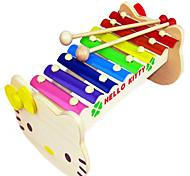 Schlagen piano-- Holzmusikinstrumente für Kinder (3-6 Jahre)
