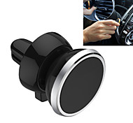 ZIQIAO 360 Degree Rotation Mini Phone Car Holder Magnet Dashboard Phone Holder For iPhone Samsung Smart Phone GPS