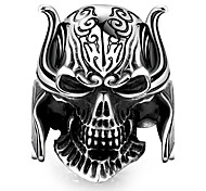 Ring Jewelry Steel Jewelry Unique Design Fashion Black Jewelry Halloween Daily Casual 1pc