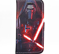 Robot Series Pattern Magnet Phone Holster Buckle for iPhone 5/5S