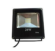 20W LED Floodlight 40 SMD 2835 1600lm Waterproof AC 85-265V Yangming