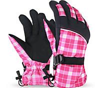 Al aire libre Mujer Guantes Deportes recreativos Listo para vestir / Mantiene abrigado / A prueba de resbalonesPrimavera / Otoño /