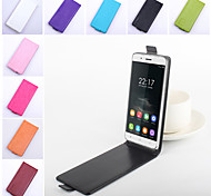 Flip Leather Magnetic Protective Case For Oukitel K4000(Assorted Colors)
