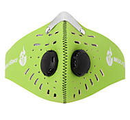 Bike/Cycling Face Mask/Mask Unisex Breathable / Dust Proof / Windproof / Limits Bacteria Nylon / Chinlon Green / Black / CamouflageFree