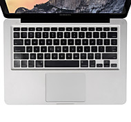 XSKN europeo versión TPU piel de la cubierta del teclado para MacBook Pro air13.3 / macbook retina con 13,3 / 15 pulgadas