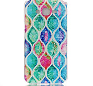 Quilted Pattern PC Material Phone Case for Samsung Galaxy J1/J120/J5/J510/J7/J710