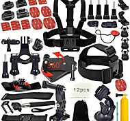 Gopro Accessories Monopod / Tripod / Straps / Buoy / Suction / Accessory Kit / Flex Clamp / Clip / Anti-Fog Inserts / Balaclavas ForGopro