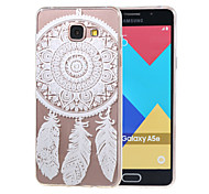 Hollow Flower New Soft TPU Back Case Cover For Samsung Galaxy A3 (2016) A310 A310F/A5(2016) A510 A510F-7