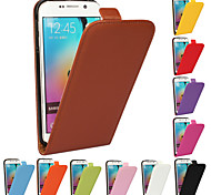 iCoverCase Genuine Leather Flip Cover Case for Samsung Galaxy S6 / S6 Edge / S6 Edge Plus