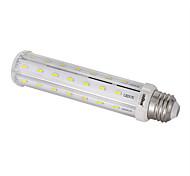15W E14 / B22 / E26/E27 Bombillas LED de Mazorca T 44PCS SMD 5730 100LM/W lm Blanco Cálido / Blanco Natural Decorativa AC 85-265 V 1 pieza