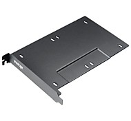 "Akasa AK-HDA-10BK 2.5"" SSD/HDD mounting bracket for PCIe/PCI slot"