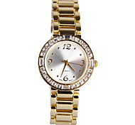 Fashion Gold Diamond Ladies Watch