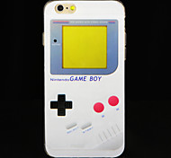 Nintendo Game Boy IMD Printed TPU Soft Back Cover for iPhone 6/6S(Assorted Colors)