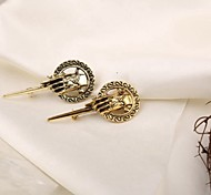 Game of Thrones Brooch Song of Ice and Fire Vintage Punk Hand of the King Pin for Men and Women Wholesale