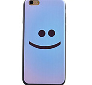 Smile Pattern TPU Material Phone Case for iPhone 5/5S/iPhone SE