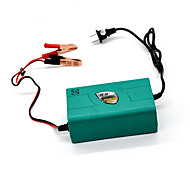 12V 6A Smart Battery Charger for Motorcycle Automobile