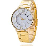 Xu™  Golden Steel Belt Quartz Watch Cool Watches Unique Watches