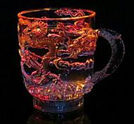 Novel Glass / Cup / Glass / Tea Drink 1PCS Plastic, Colorful