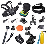 Accessories For GoProProtective Case / Lens Cap / Monopod / Tripod / Gopro Case/Bags / Screw / Suction Cup / Straps / Hand Grips/Finger