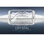 crystal NILLKIN film protecteur d'écran anti-empreintes digitales pour lg k10