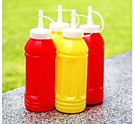 Colorful Thickened Sauce Bottle Oiler