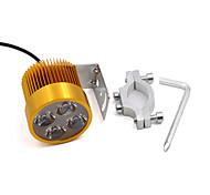 20W LED diffusa faro di luce per 12v-85v titolare rubinetto moto automobile