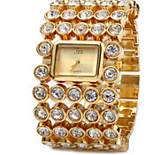 Fashion Design Lady Diamond Quartz Watch