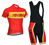 KEIYUEM Cycling Clothing Sets/Suits / Tights Men's / Unisex BikeWaterproof / Dust Proof / Windproof / Low-friction / Lightweight