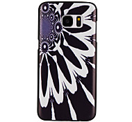 Friesian Pattern PC Material Phone Case for Samsung Galaxy S7/S7 edge/S7 Plus