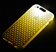 Caller Flash Mobile Phone Shell Transparent Protection Cover For iPhone 5/5S