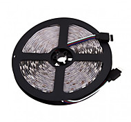 ZDM ™ 5m geleid 300 * 5050 SMD 12V rgb led strip lamp 72W