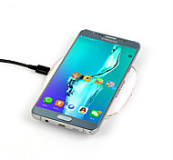 The New Voice Wireless Charger For Samsung S6/note5 MobilePhone
