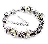 Bracelet/Charm Bracelets / Vintage Bracelets Alloy Party / Daily / Casual Jewelry Gift Yellow,1pc