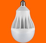 25W E26/E27 Bombillas LED de Globo G60 1pcs SMD 3528 1900 lm Blanco Fresco AC 100-240 V 1 pieza