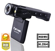 CAR DVD - Full HD / Grandangolo / 720P / HD - CMOS da 5.0 MP , 1600 x 1200