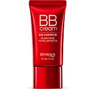 Bioaqua® Foundation BB Cream Moisture/Whitening/Concealer/Waterproof/Uneven Skin Tone/Dark Circle Treatment 40g 1Pc