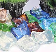 Decorazioni Acquario Pietre Vetro