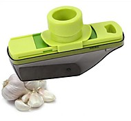 Kitchen Storage Peel Garlic Manual Multifunction Grinding Garlic
