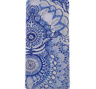 Art Pattern Transparent TPU Material Soft Phone Case for Huawei Ascend P9/Ascend P9 Lite