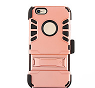 The IPhone 6/ 6s Apple Armor Second Generation Outdoor With Stents Back Clip is Three Cases