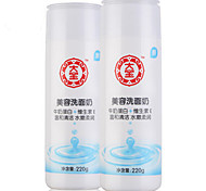 1 Nettoyage du Visage Humide Mousse Humidité / Anti Peau Grasse / Anti-Acne / Nettoyage Visage Blanc China Dabao