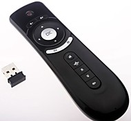 T22 Remote Control Air Mouse Wireless 2.4GHz Keyboard Mini for Android Smart TV Box
