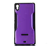 For Sony Case / Xperia Z3 Shockproof Case Back Cover Case Armor Hard PC for SonySony Xperia Z3 / Sony Xperia Z3+ / Z4 / Sony Xperia Z2 /
