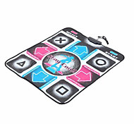HD Non-Slip Dancing Step Dance Mat Pad Pads Dancer Blanket Fitness Equipment  Mat to PC with USB New